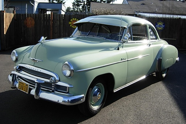 1950 Chevy This Is Awesome When Was The Last Time You