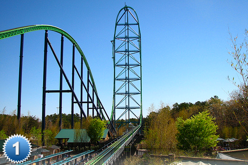 10 Best Roller Coasters Now It Is More Common For A